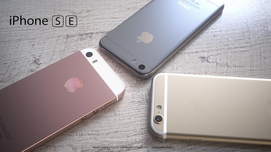 iphone se uitvoeringen