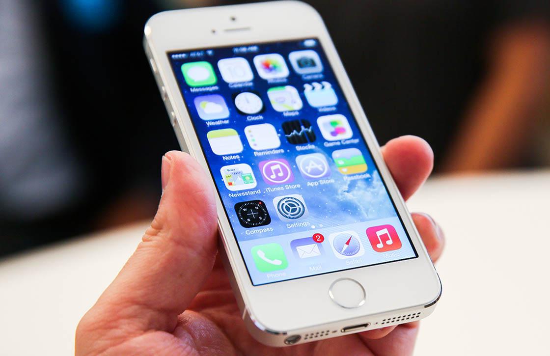 'iPhone 7 verslaat iPhone SE als best verkochte iPhone in UK'